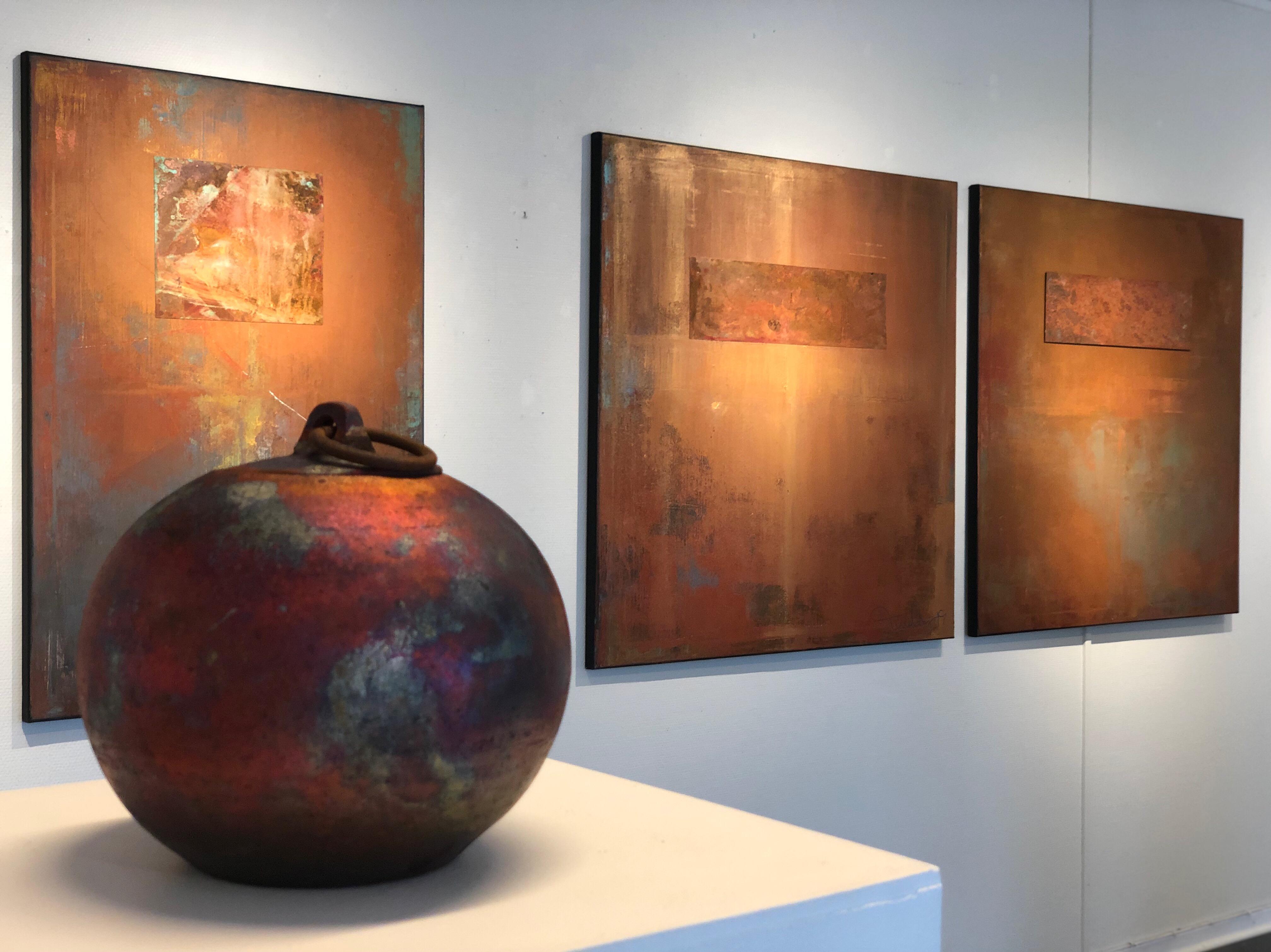 Pauline Lindberg & Danny Leonette (ceramics)