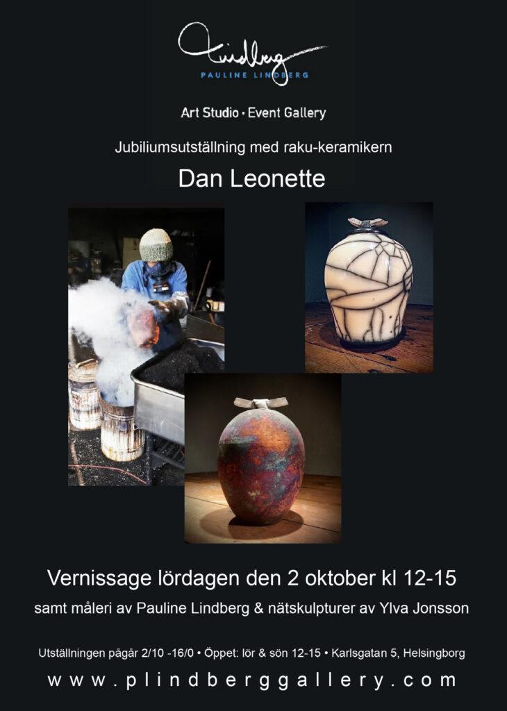 Vernissage Dan Leonette